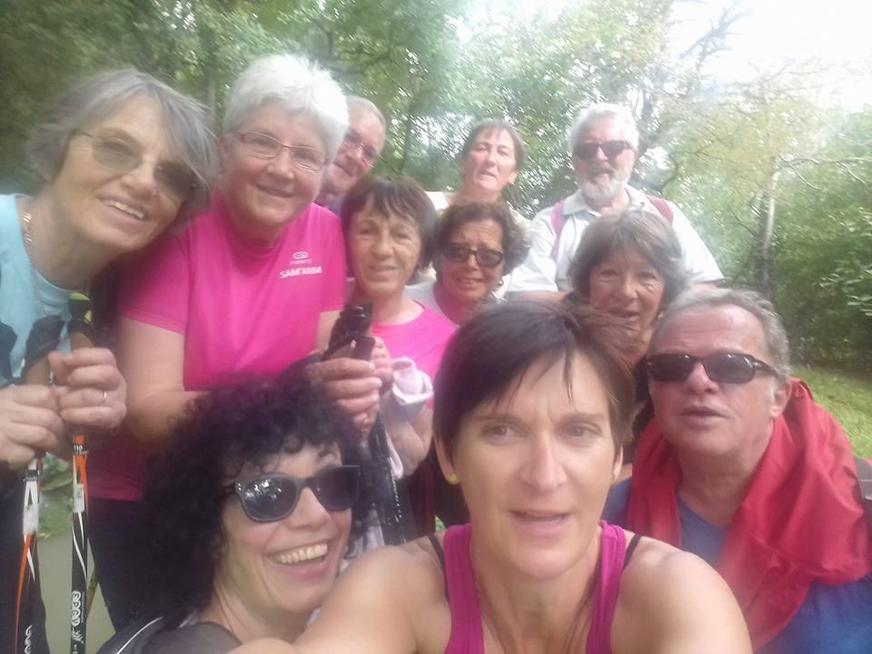 Sport après 65 ans marche nordique avec Marlène BIGARD