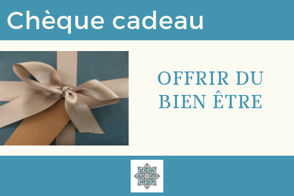 Accompagnement personnalisé Chèque cadeau Harabesque