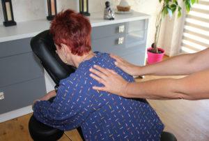 Séance de amma assis