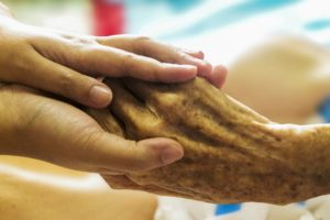 Nursing touch et arthrose des doigts