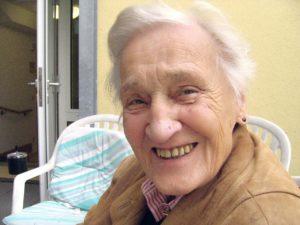 Nursing Touch et personnes âgées